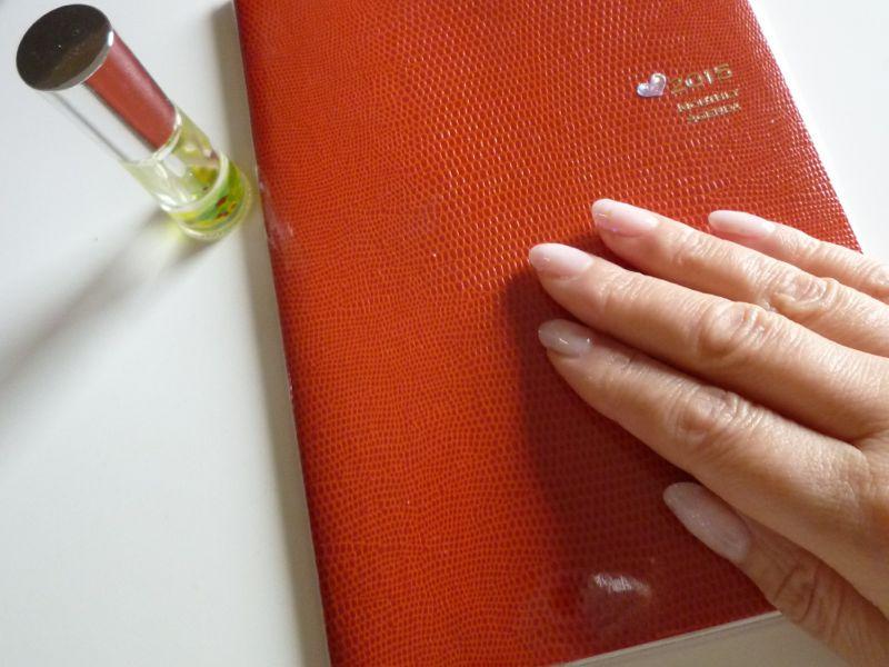 赤いノート