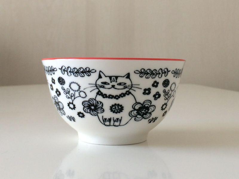 ねこのカップ