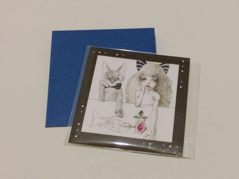 宇野亜喜良カード