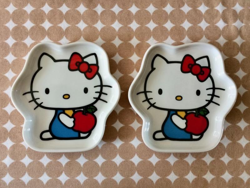 キティ小皿