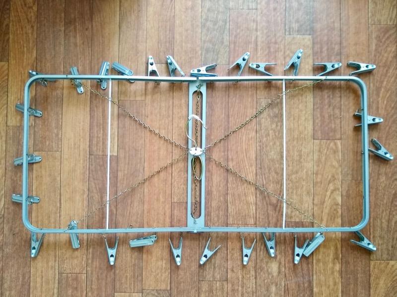 ニシダの角形ハンガー